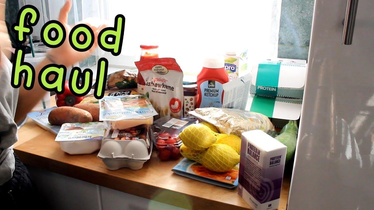 FOOD HAUL I heti kis bevásárlás I Aldi, Dm