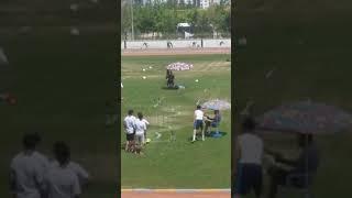 SELÇUK ÜNİVERSİTESİ BESYO FUTBOL BRANŞ SLALOMU