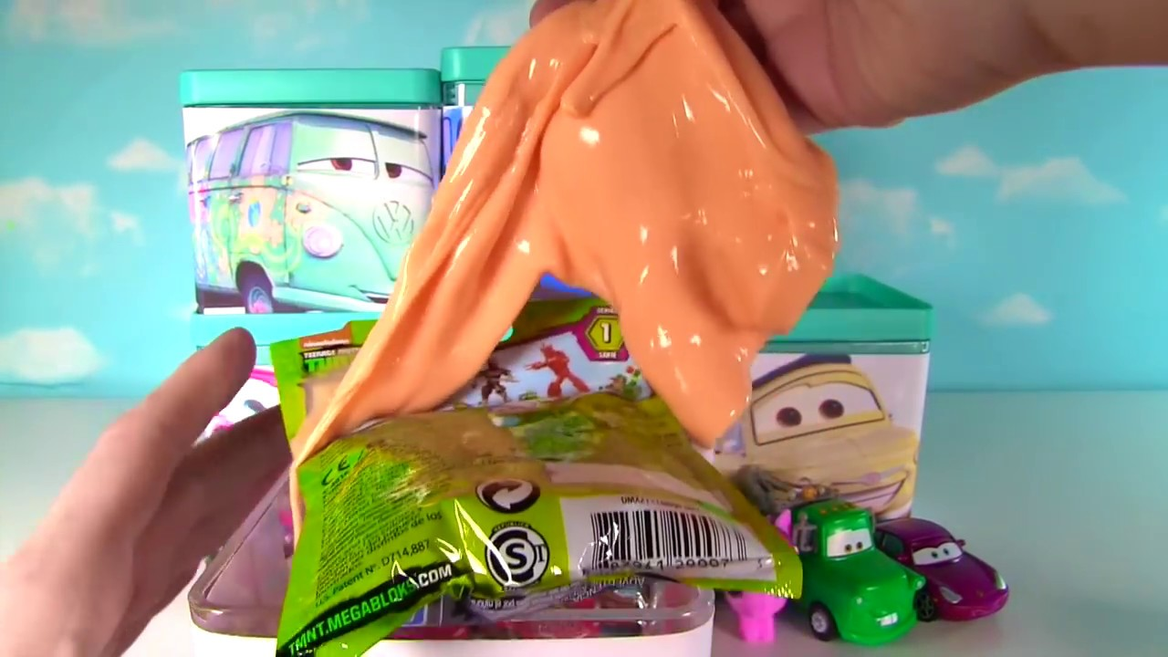 Cars Color Changers: Disney Pixar Cars Surprise Toy Boxes! Ramone's House Of