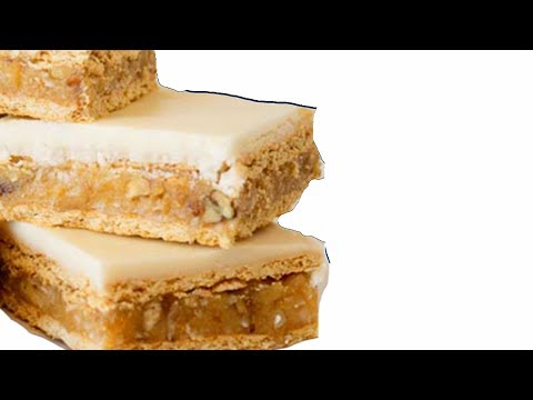 Coconut No Bake Graham Cracker Bars