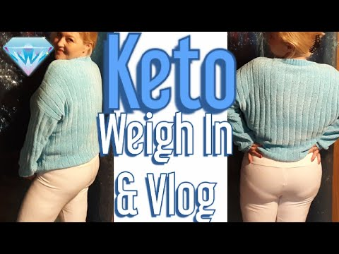 Keto, Regrets And Good Intentions, Water Weight, Weight Gain, Daily Keto Vlog