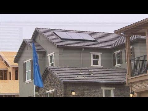 Inside California's New Home Solar Panels Mandate