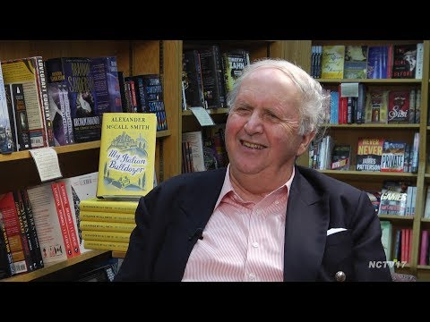 Alexander McCall Smith: My Italian Bulldozer