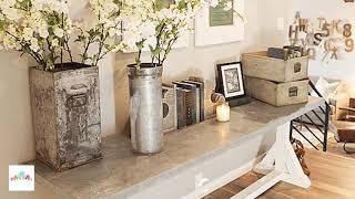 50+ Best Farmhouse Entryway Decorating Ideas