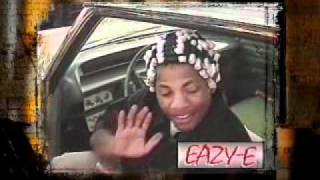 Eazy-E - Rare Interview On Studio Gangsters In Compton, California.wmv