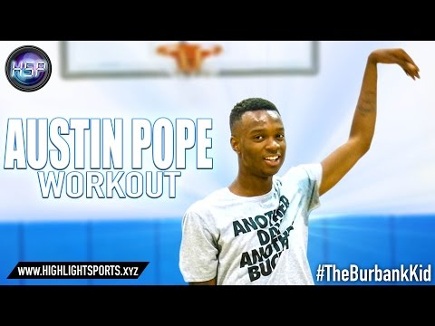 Austin Pope (Chaminade University) HSP Workout |2016|
