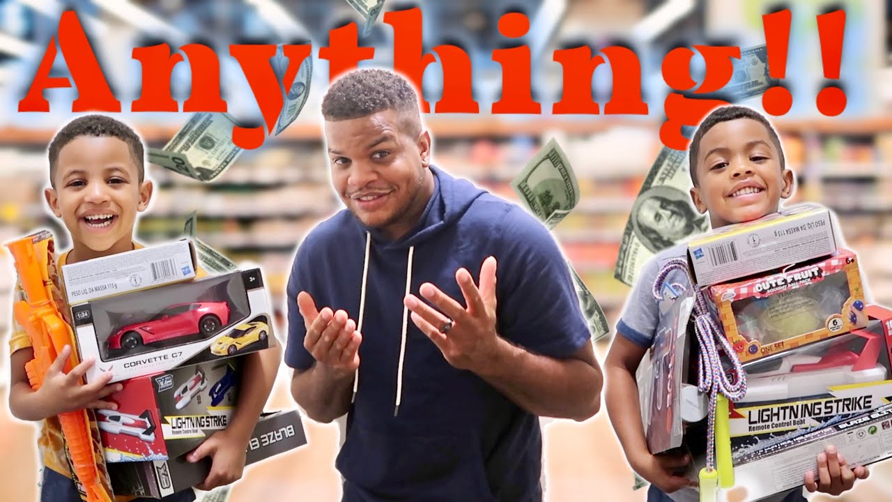 ANYTHING YOU CAN CARRY, I'LL BUY IT CHALLENGE !!! **Fail**