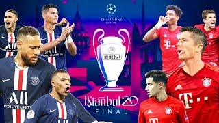 FIFA 20 | ปารีส VS บาเยิร์น | ยูฟ่าแชมเปียนส์ลีก 2020 รอบชิง !! สุดมันส์ สมศักดิ์ศรี !!