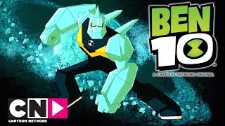 BEN 10 | Elmas Kafa ve Gezegeni | Cartoon Network Türkiye
