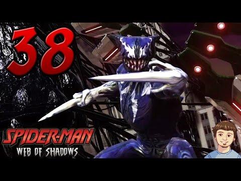 Spider Man: Web of Shadows - PART 38 - Symbiote Vulture Vs ...