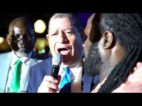 2018 Post Budget Debate Speech and Vocal Performance - Audley Shaw