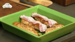 Жареная курица с грибами на сковород [Рецепты по-домашнему]