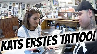 KATS ERSTES TATTOO! | AnKat