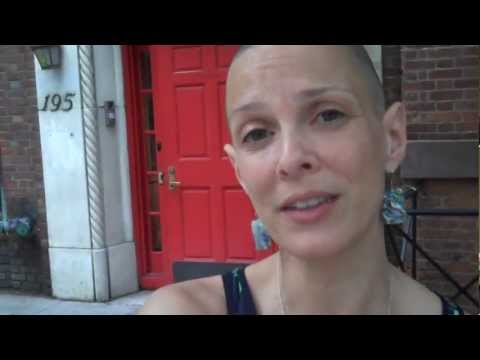 SHARON BLYNN  BALD IS BEAUTIFUL BLOG — Don't Give Up On Giving