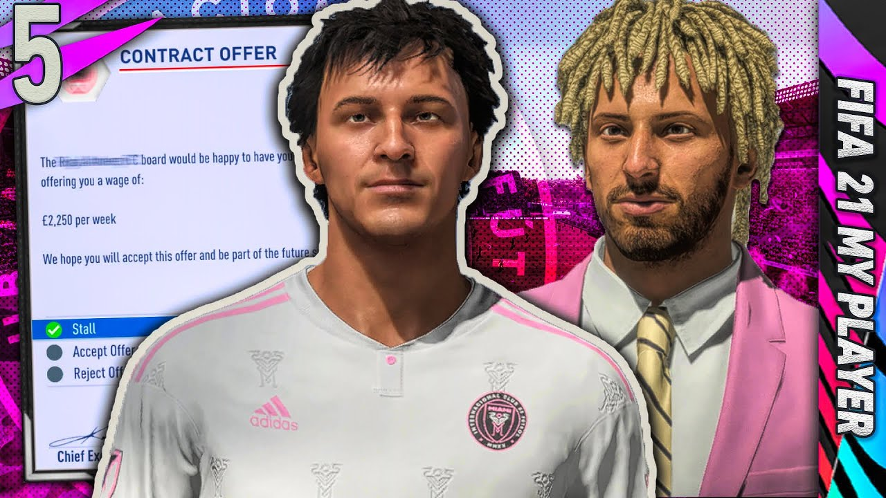 Download THE LEGEND RETURNS + TRANSFER OFFER!   FIFA 21 My Player Career Mode w/Roleplay   Episode #5