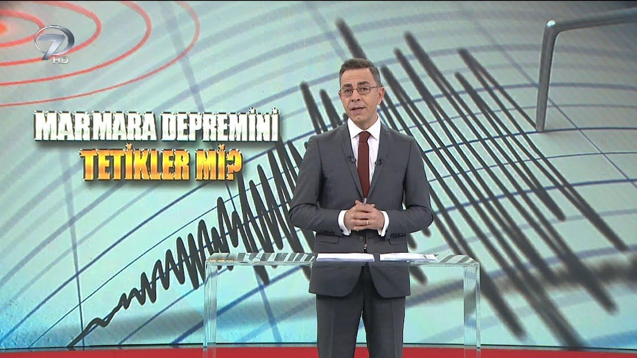 Büyük İstanbul DEPREMİ Geliyor Mu? Uzmanlar Uyardı!