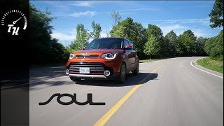 2018 Kia Soul Turbo // Comfy, Practical, Turbolicious...