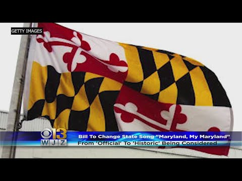 Bill Would Re-designate Md.'s State Song As 'Historic,' Not Official