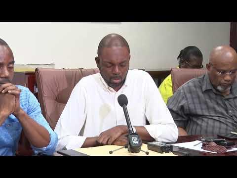 Breaking: Barbados PM