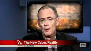 William Gibson: The New Cyber/Reality