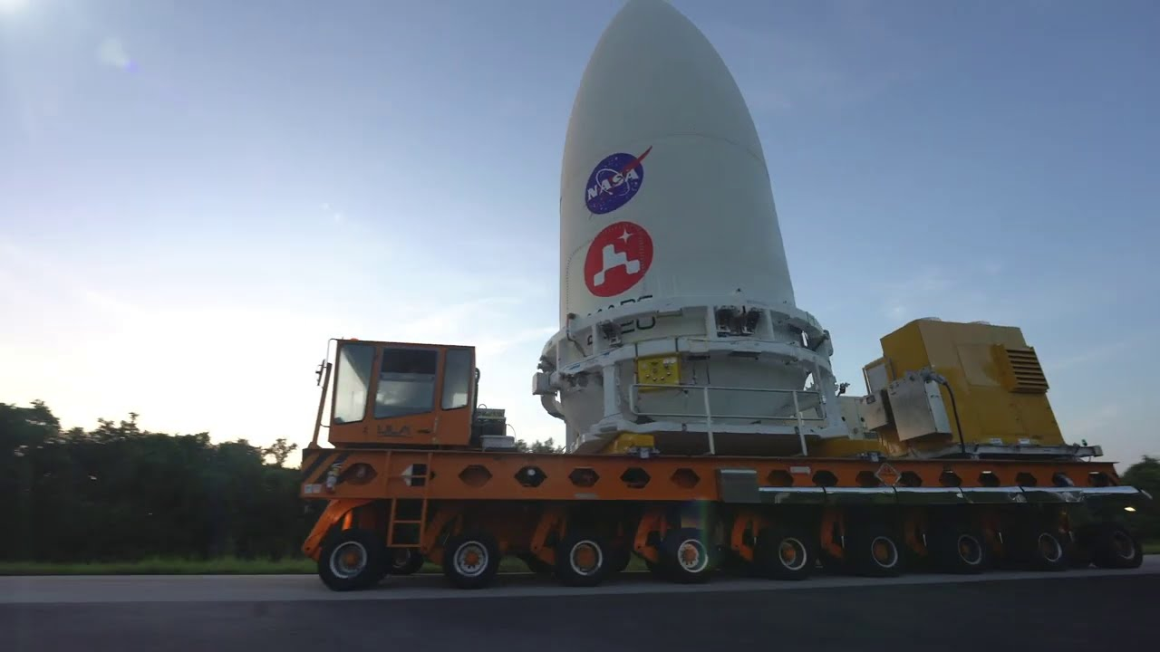 Getting NASA's Perseverance Mars Rover to the Launch Pad thumbnail