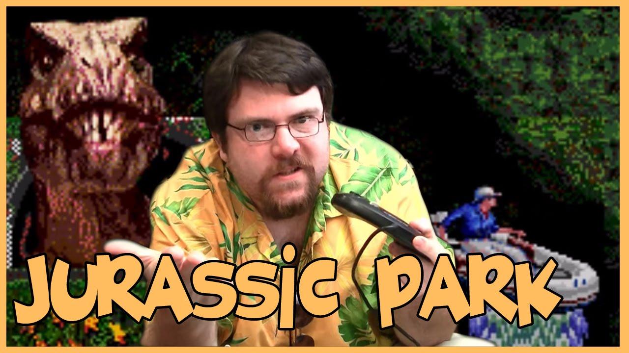 Joueur du Grenier – Jurassic Park