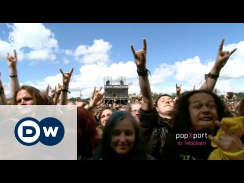 Harder, faster, louder - Wacken 2016 | PopXport