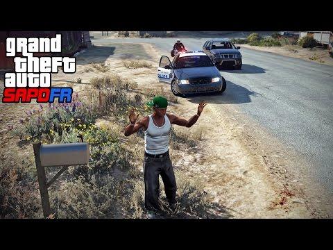 GTA SAPDFR - DOJ 58 - Drive by Shooting (Criminal)