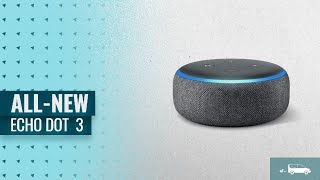 All-new Echo Dot (3rd Gen) - Smart Speaker With Alexa Special Launch Bundles!: All-new Echo Dot (3rd