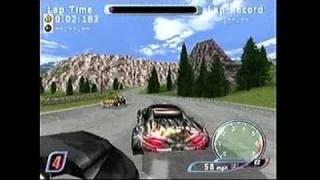 Speed Devils Online Racing Dreamcast Gameplay_2000_10_02