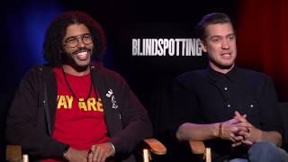 Blindspotting Interview w Daveed Diggs and Rafael Casal should get Oscar Consideration