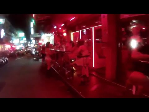 Pattaya NightLife -  Walking Street Pattaya