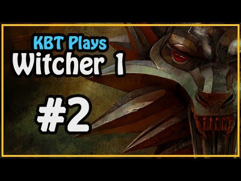 #2 Bedding Triss & The Beast  | The Witcher 1 Playthrough