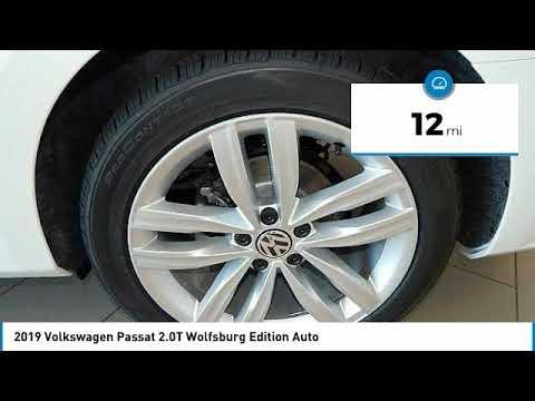 2019 Volkswagen Passat Edmond Ok, Oklahoma City OK, Norman OK KC011826