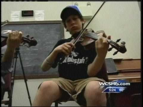 Penobscot County Fiddler's Showcase TV promo