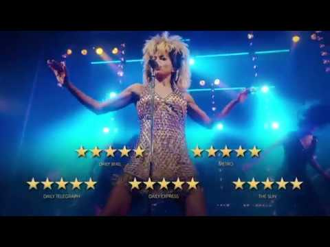 TINA THE TINA TURNER MUSICAL 🌟 Now playing at the Aldwych Theatre