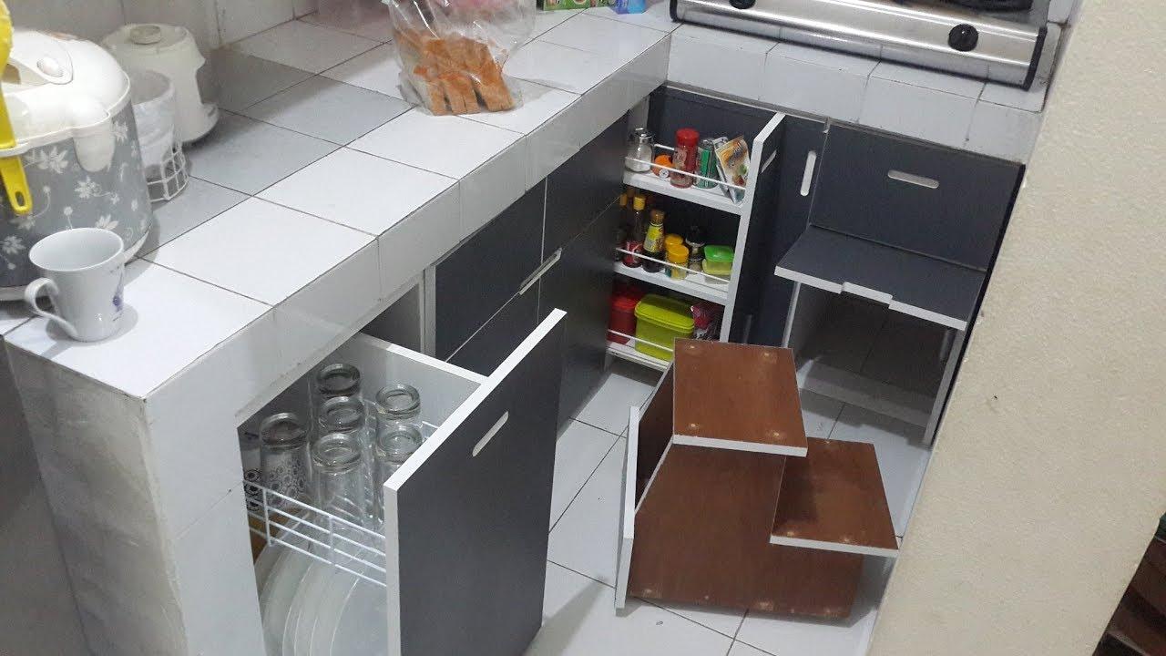 Pemasangan Pintu Dan Laci