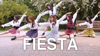 아이즈원(IZ*ONE) - FIESTA(피에스타) Cover Video 안무 수강생 영상