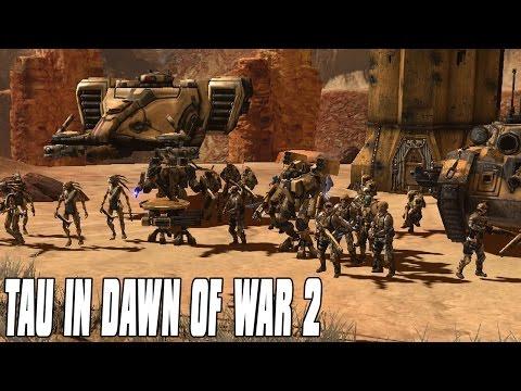 Tau In Dawn Of War 2? - Greathammer Mod - Dawn Of War 2 Mod