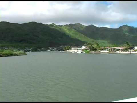 Hawaiian Marina Front Property - Oahu, Hawaii