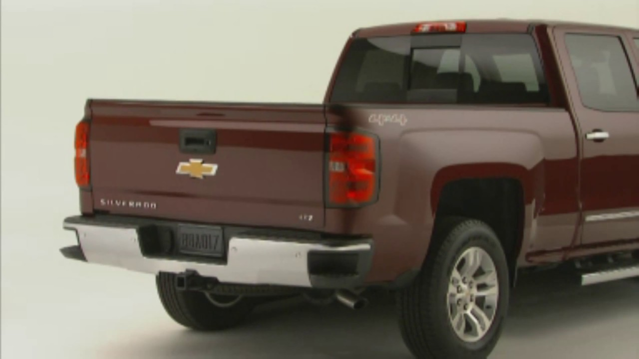 How Things Work - Chevy Silverado - Parking Assist ...
