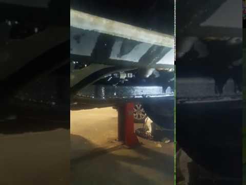 Слабое место Lexus RX 350 Течь масла ДВС