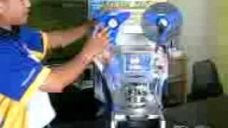 Repeat youtube video Video Mesin Cup Sealer Alat Peneutup Gelas Air Minuman Dalam Kemasan