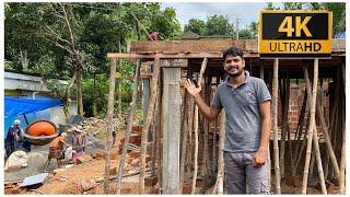 എന്റെ വീട് പണി | Latest Updates of my house construction