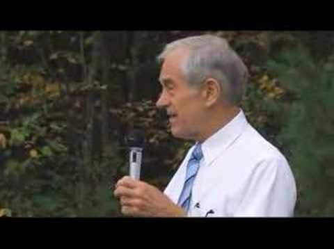 Ron Paul NH Homeschool Meet and Greet Part 1