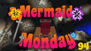 Mermaid Mondays! Ep.94 WHERE ARE YOU CRYSTAL?! | Minecraft | Amy Lee33