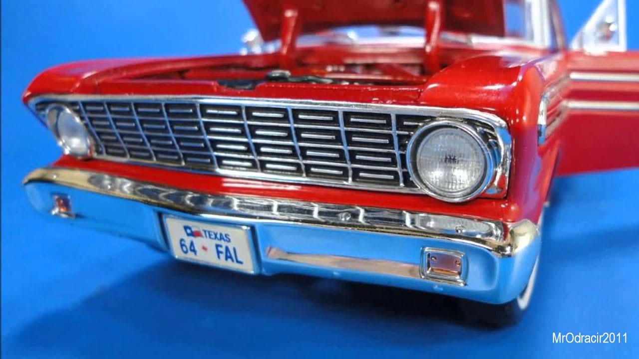 1964 Ford Falcon Futura Coupe Youtube Convertible