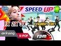 [AFTER SCHOOL CLUB] 'English Girl' speed up dance (rehearsal) ('English Girl' 스피드 업 댄스 (리허설)) _ HOT!