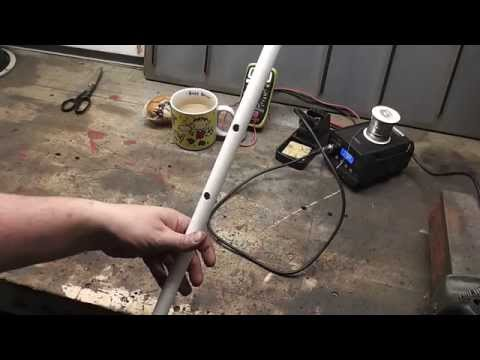 Extended PMR Antenna UHF/PMR446