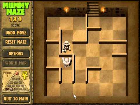 Mummy Making Games